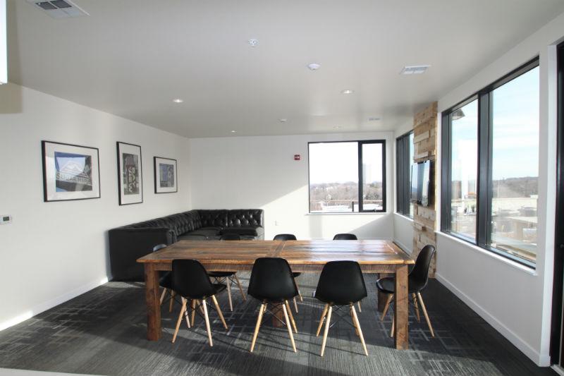 Apartment Interiors Dwell Bay